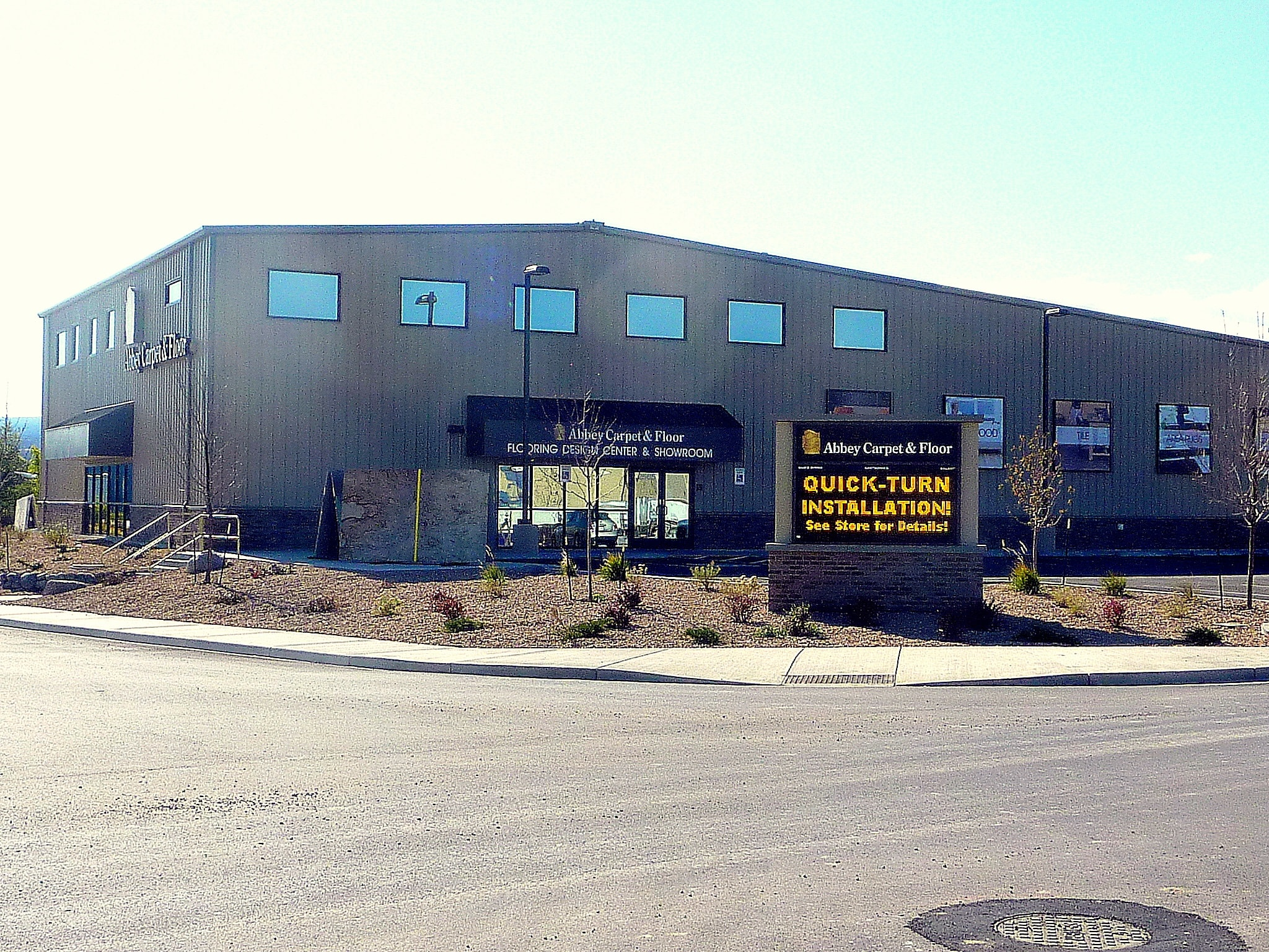 We Build Warehouses We Build Warehouses Merritt