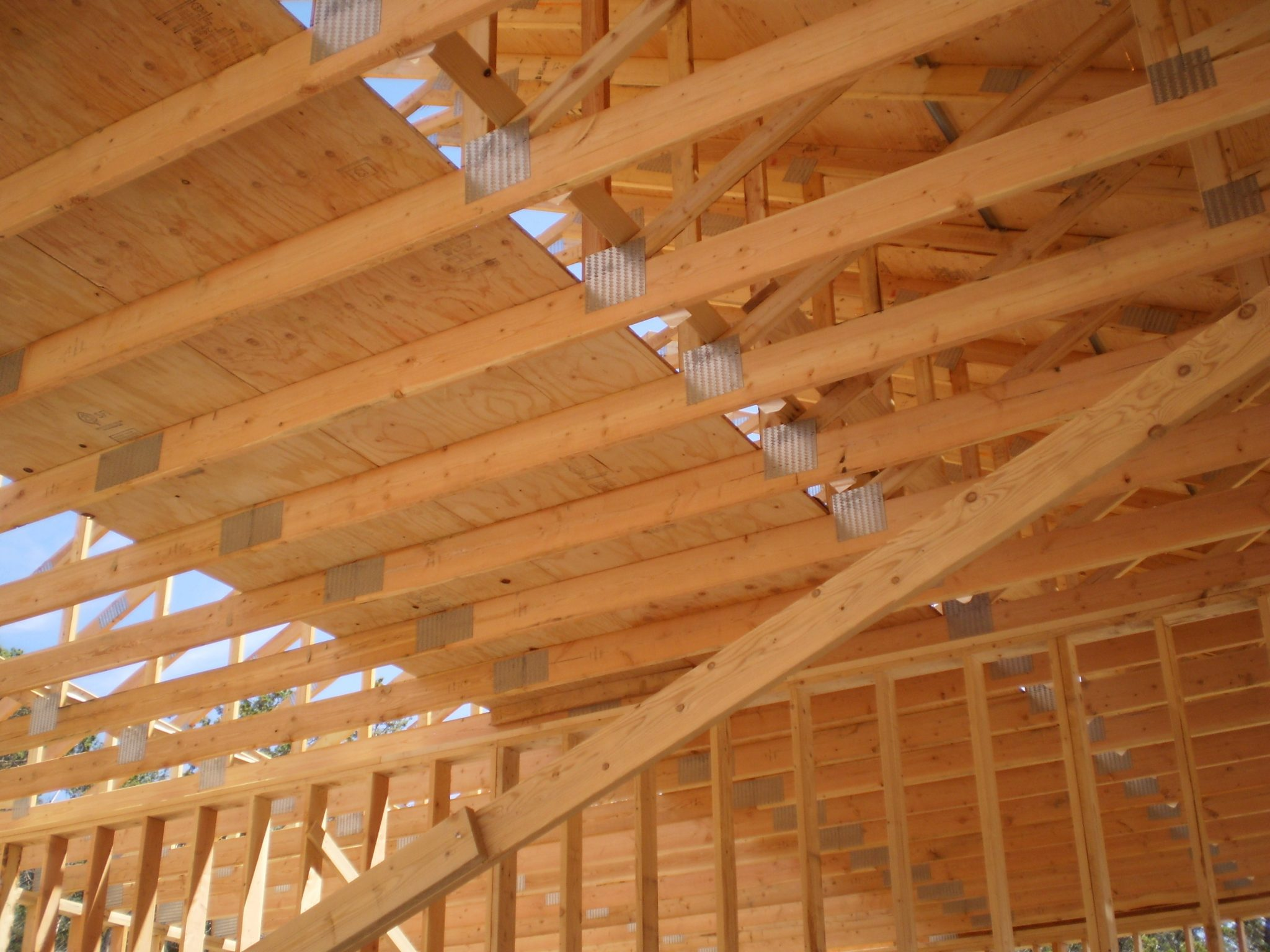 Residential Garage Construction