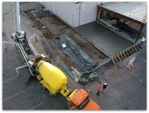 Metal Building Foundation