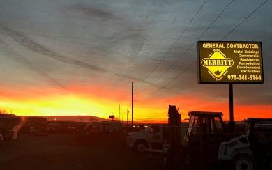 Merritt estimator sunrise photo