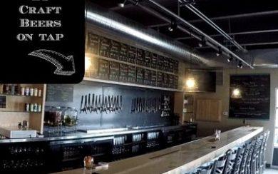 Handlebar Restaurant Remodel