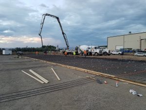 Construction foundations for business