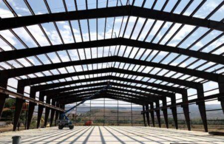 We Build Custom Steel Buildings